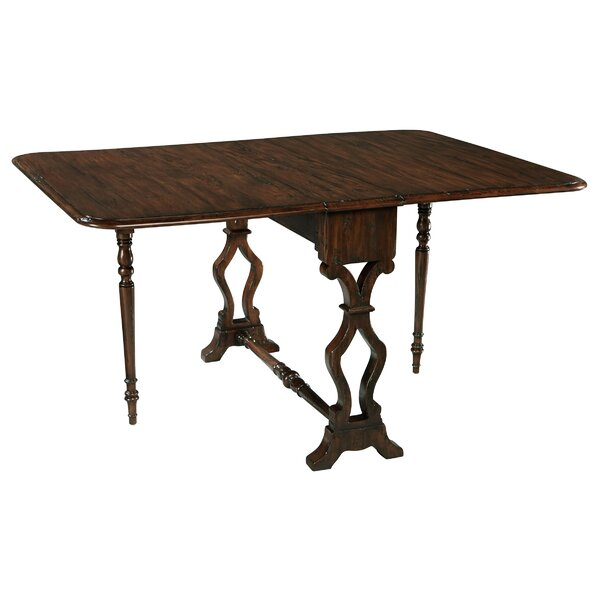 Gerstner Drop Leaf Extendable Dining Table by Astoria Grand Astoria Grand