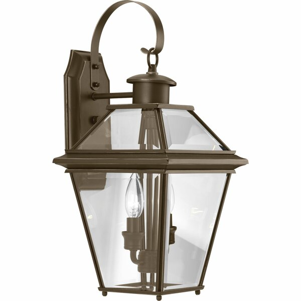 Gunnora 2-Light Outdoor Wall Lantern by Darby Home Co