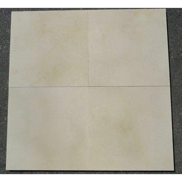 Royal Satin Honed 24x24 Limestone Field Tile