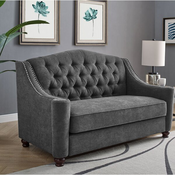 Top Of The Line Cotaco Loveseat by Charlton Home by Charlton Home