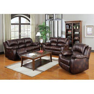 Majeski Configurable Living Room Set Red Barrel Studio