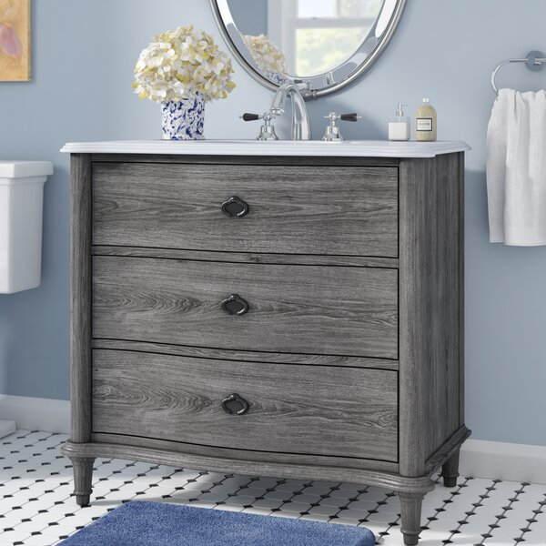 Birch Lane 36 Quot Single Bathroom Vanity Set Amp Reviews
