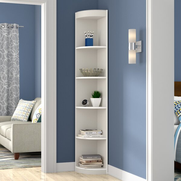 Kenneth Corner Unit Bookcase by Latitude Run
