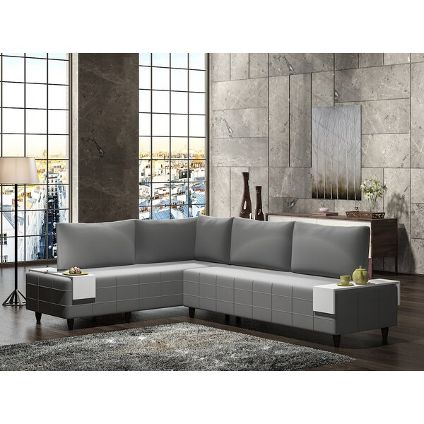 Lowder Reversible Sectional by Orren Ellis