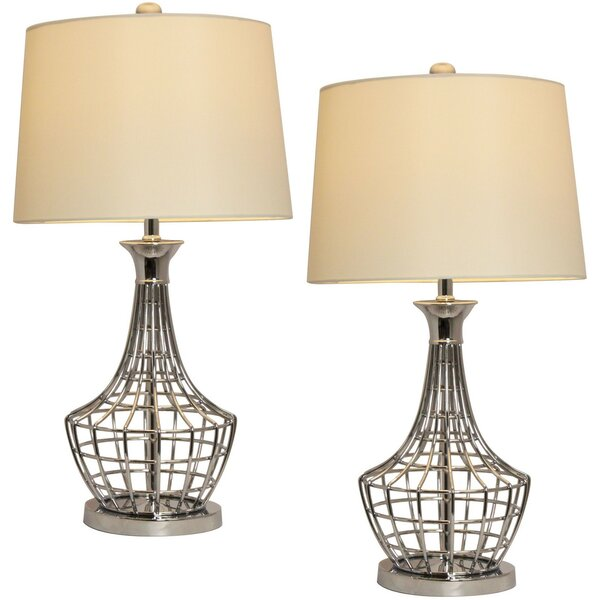 30 Table Lamp of 2) (Set of 2) by Urban Designs