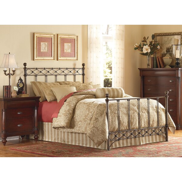 Cecilia California King Standard Bed by August Grove