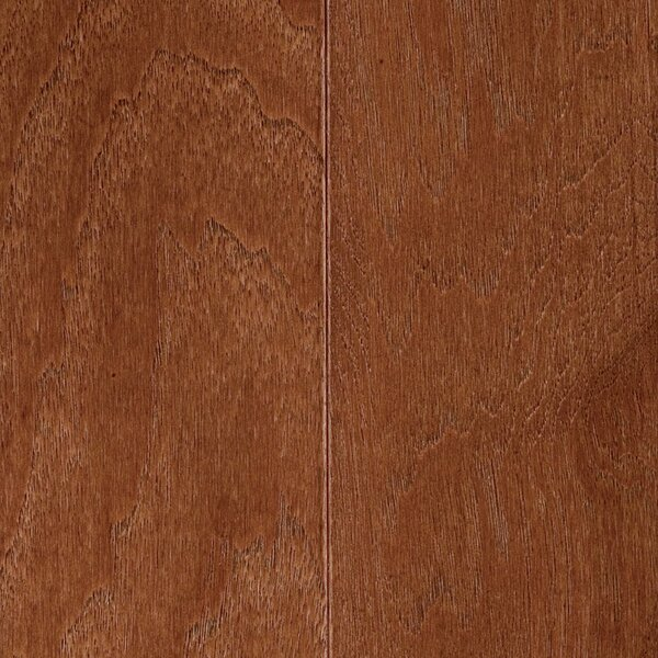 Blue Ridge 5 Engineered Hickory Hardwood Flooring in English Leather by Welles Hardwood