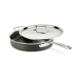 LTD Saute Pan with Lid by All-Clad