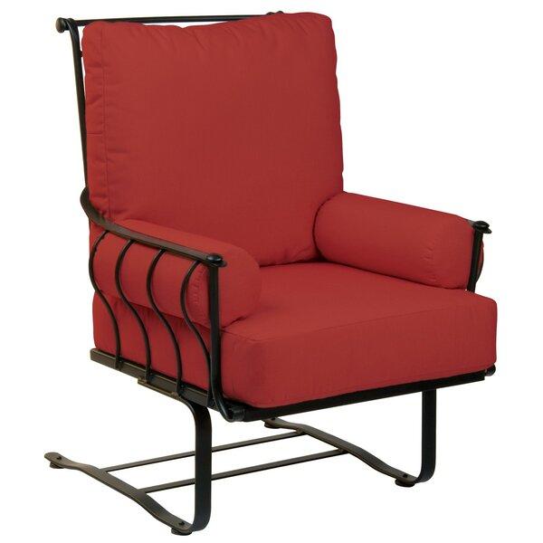 Maddox Spring Patio Chair by Woodard