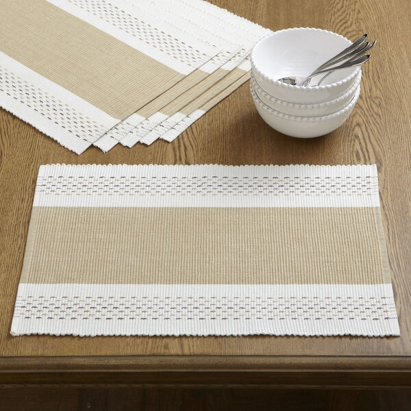 Carrie Placemats (Set of 6) by Birch Lane™