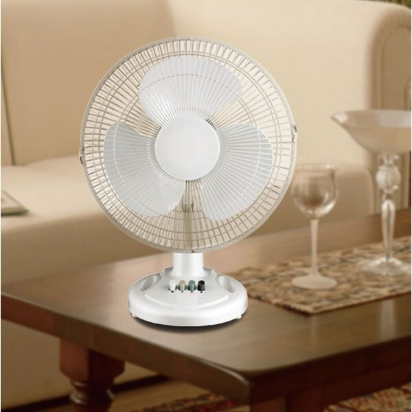 12 Table Fan by Royal Sovereign Int'l Inc