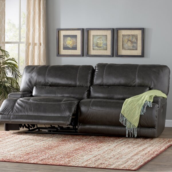 Thornhill Reclining Sofa by Williston Forge