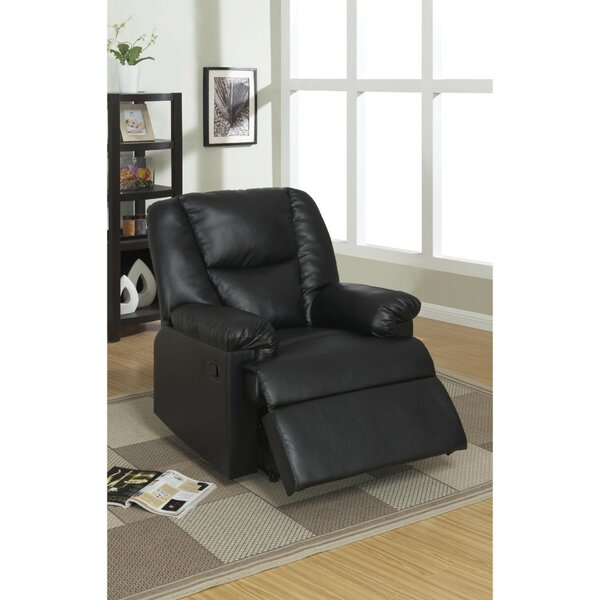 Ruark Manual Recliner by Charlton Home