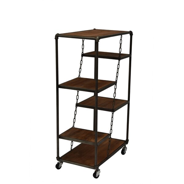 Schall 4 Layers Etagere Bookcase By Williston Forge