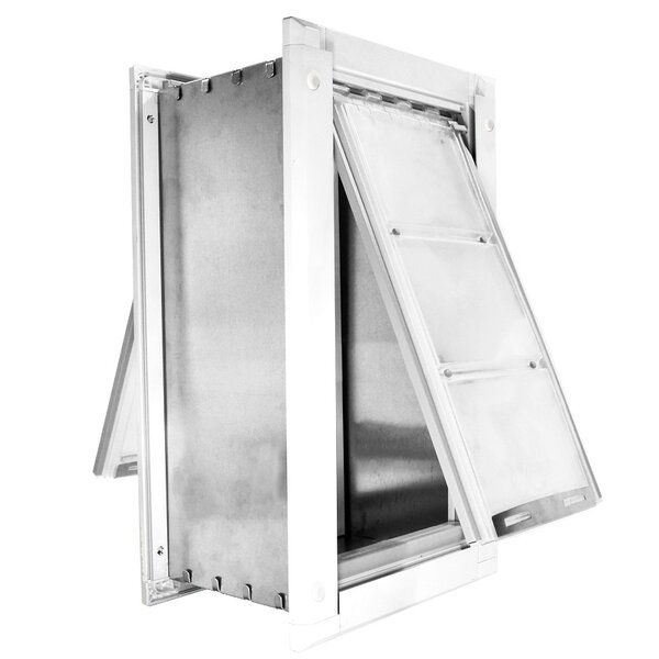 Double Flap Pet Door by Endura Flap Pet Doors