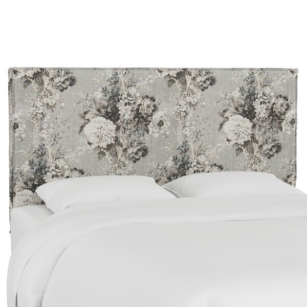 Abarca Upholstered Panel Headboard by One Allium Way