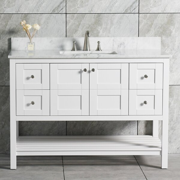 Espalda 48 Single Bathroom Vanity by Canora Grey
