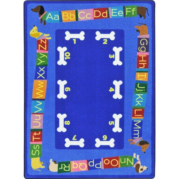 Blue Area Rug by Joy Carpets