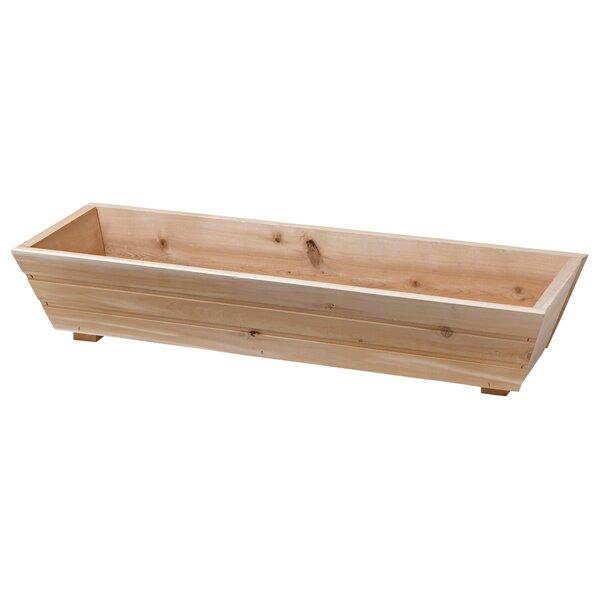 USA Cedar Planter Box by DMC