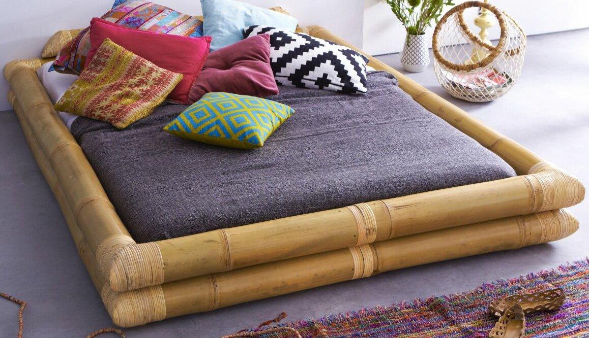 Bamboo Futon