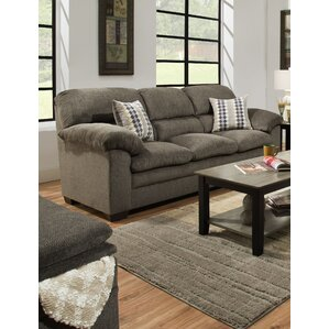 Reviews Alcott Hill Derry Sofa by Simmons Upholstery