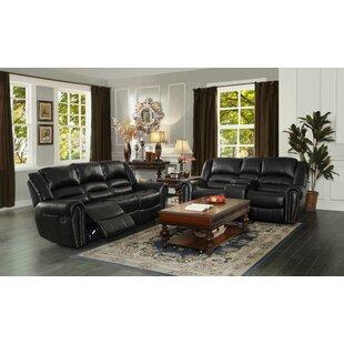Medici Reclining Configurable Living Room Set Astoria Grand