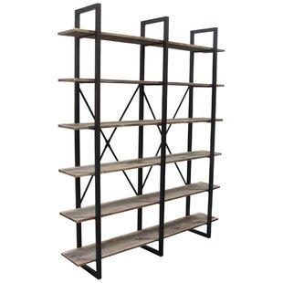 Top Highline Etagere Bookcase by Diamond Sofa