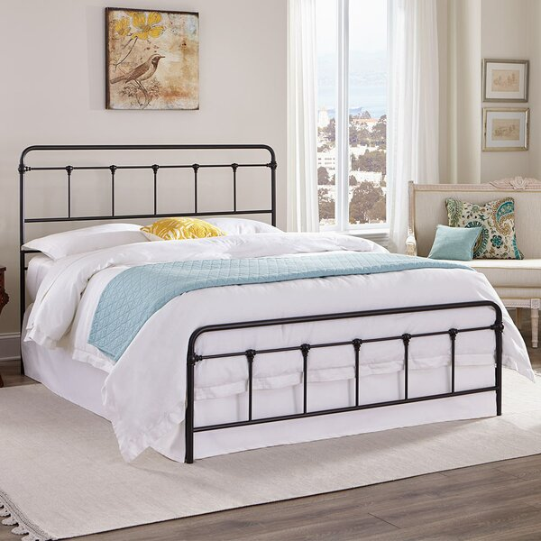 Gillam SNAP™ Standard Bed by Gracie Oaks