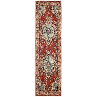 Orange Runner Area Rugs You Ll Love In 2019 Wayfair