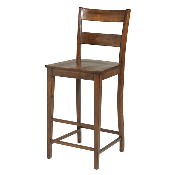 Gambino 30 Bar Stool by Bloomsbury Market