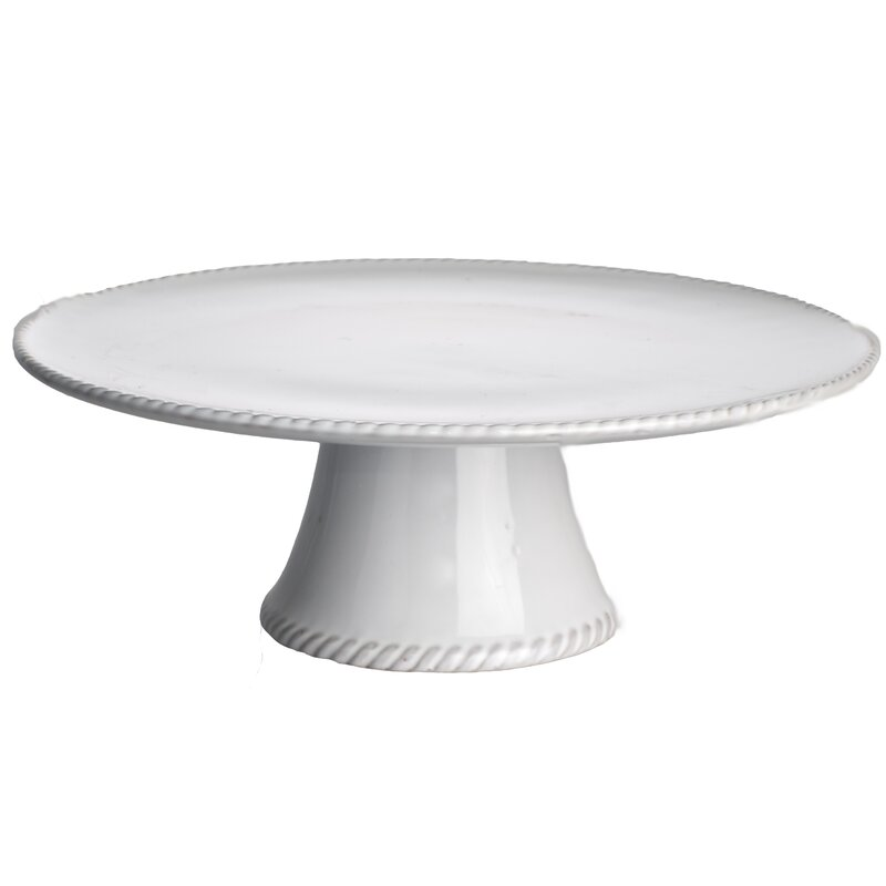Abigails Charlot French Cake Stand Reviews Wayfair