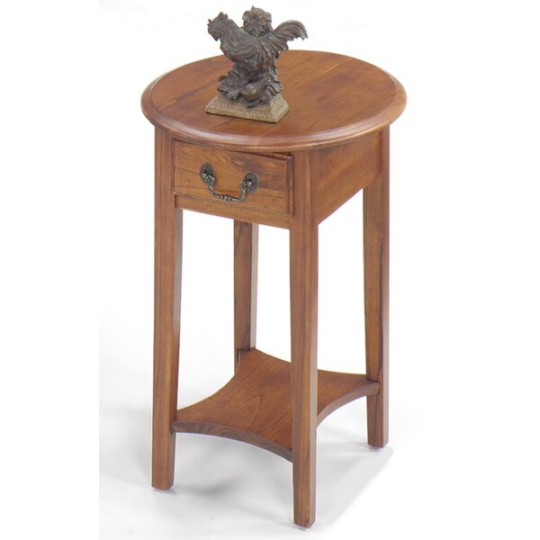 Revere End Table with Storage by Alcott Hill Alcott Hill®