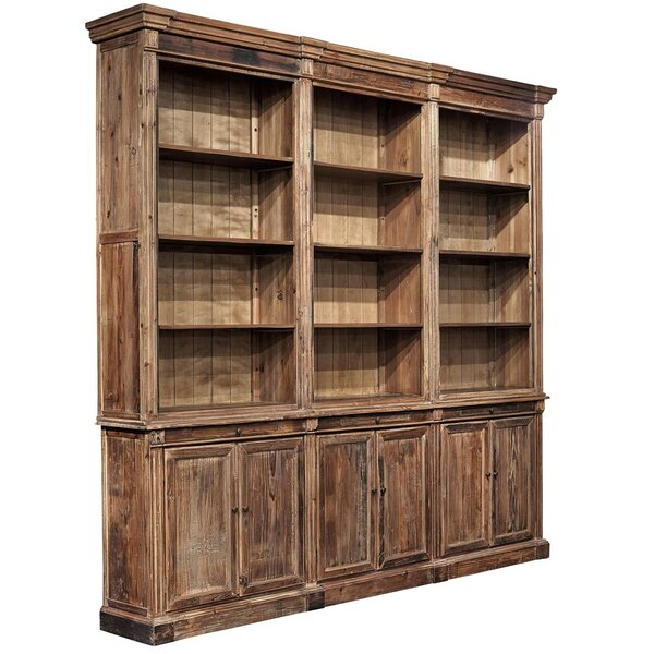 Old Fir Grand Oversized Set Bookcase by Furniture Classics