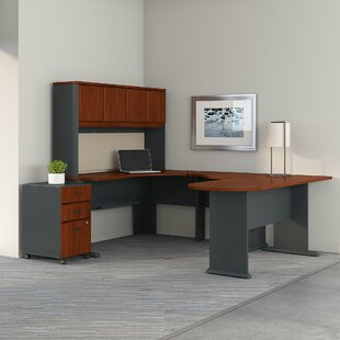 Find the perfect Series A Corner 3 Piece U-Shaped Desk Office Suite by Bush Business Furniture