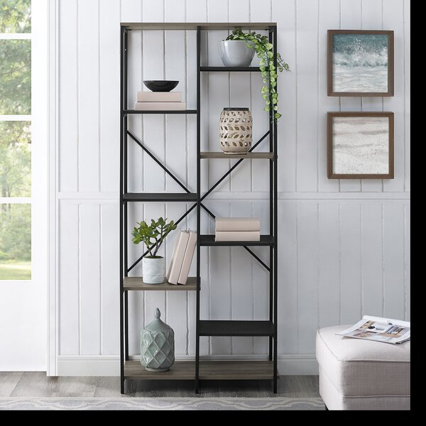 Bowman Etagere Bookcase by Williston Forge