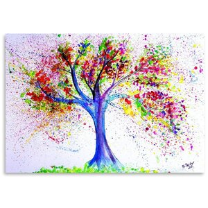 Tree of Life Painting by East Urban Home
