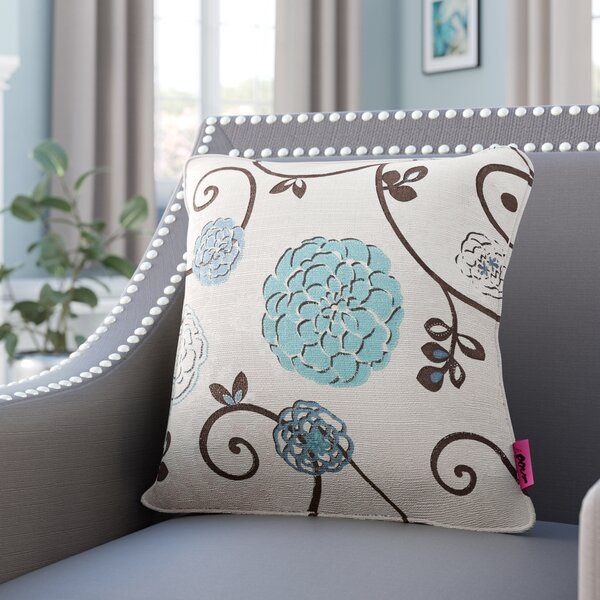 Christopherso Throw Pillow (Set of 2) by Andover Mills