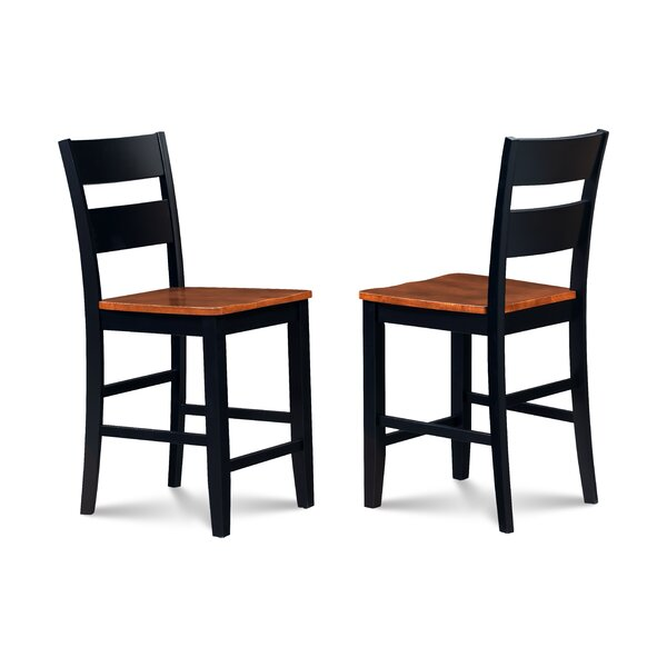 Bennet 24 Bar Stool (Set of 2) by Alcott Hill