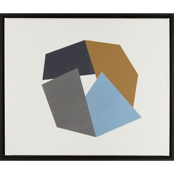 Blaise Painting Print on Canvas by Langley Street