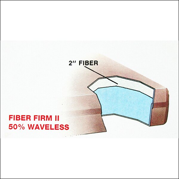 Dreamweaver 5 Softside Waterbed Mattress by Vinyl Products