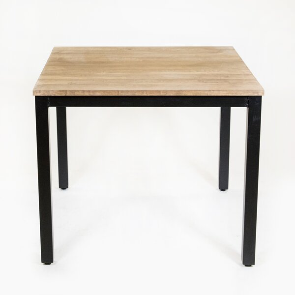 Standard Square Vintage Dining Table by REZ Furniture