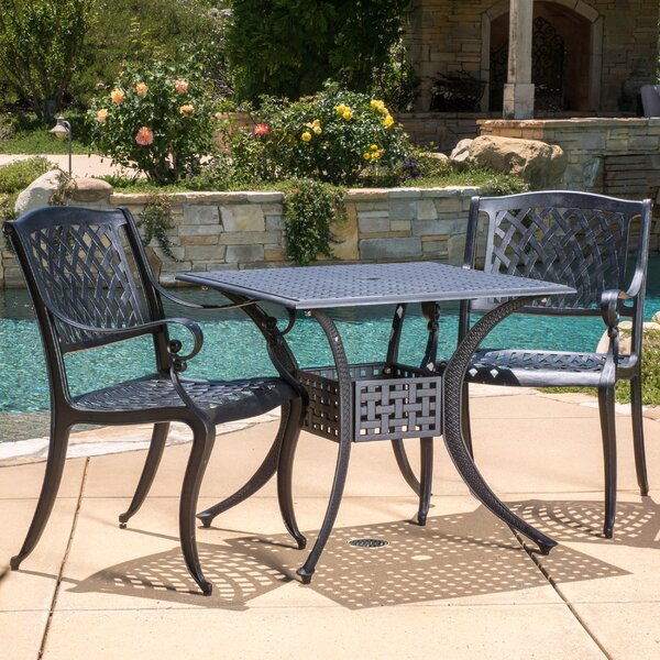 2 Piece Dining Set by Alcott Hill