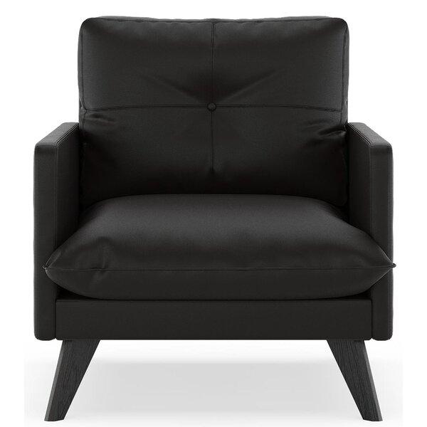 Crisler Armchair by Corrigan Studio