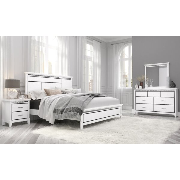 Ellerkamp Standard Configurable Bedroom Set by Mercer41