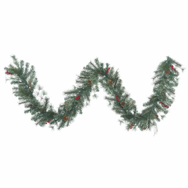 Bristol Pine Artificial Christmas Garland by The Holiday Aisle
