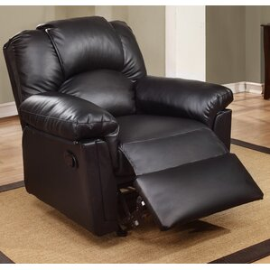 Jori Manual Rocker Recliner by A&J Homes Stu..