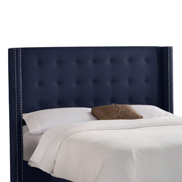 Goodrich Upholstered Headboard by Brayden Studio