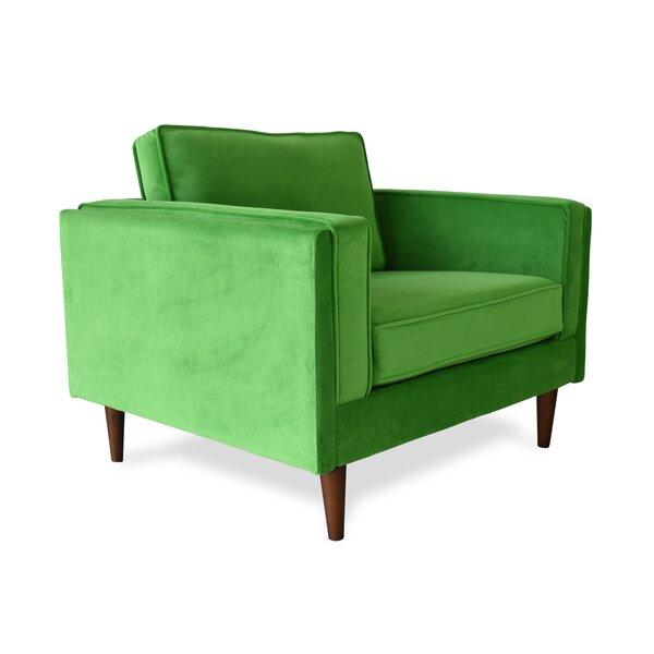 Cleaver Armchair by Everly Quinn
