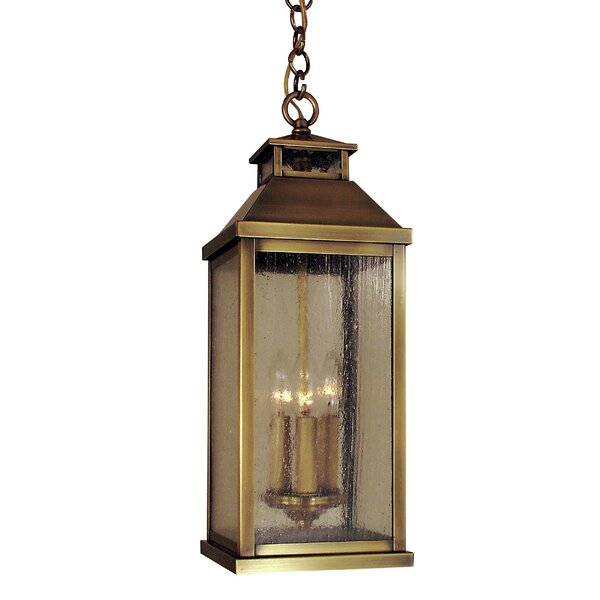 Bungay 3-Light Foyer Pendant by Charlton Home