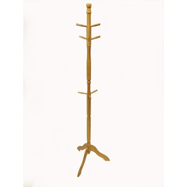 Bamboo Coat Rack by Buddy Products